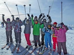 KT : Camp de ski 2017