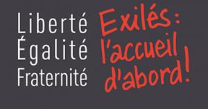Mobilisation autour des exilés pour le 14 Juillet