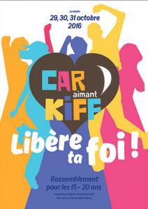 CARaimant KIFF 2016, les inscriptions sont ouvertes