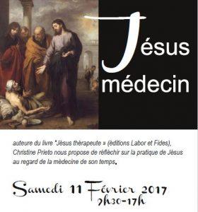 Journée biblique régionale : Jésus Médecin