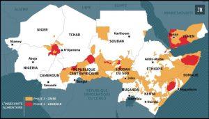 Famines en Afrique