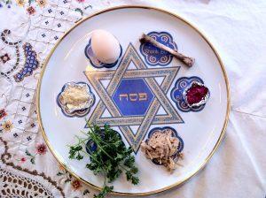 Jeudi Saint : partage méditatif d'un repas de la Pâque(s) à la Sarra