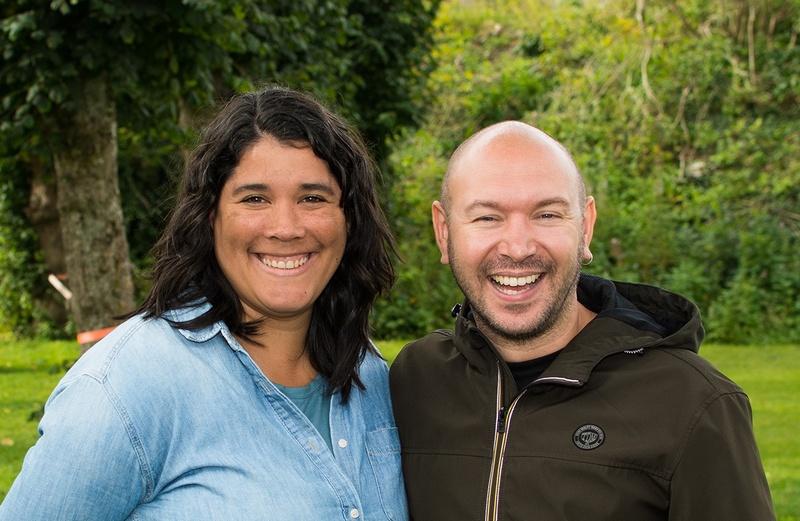Mateus et Mariana pour les étudiants du consistoire