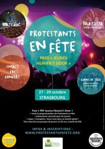 Festival Heaven's Door pour les jeunes en octobre 2017