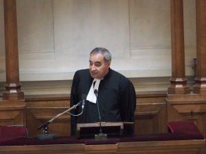 Culte de la cité 2017 : prédication du pasteur François Clavairoly