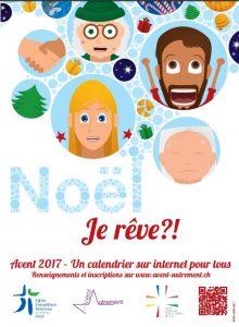 Calendrier familial internet : une invitation à vivre l'Avent autrement