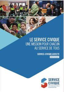 Recherche d'un jeune volontaire en service civique
