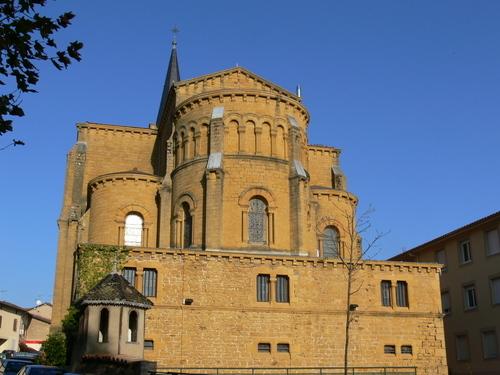Eglise Bois d'oingt
