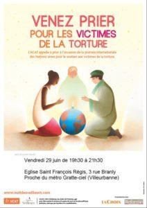 Nuit des veilleurs : prière avec les chants de Taizé pour les victimes de la torture
