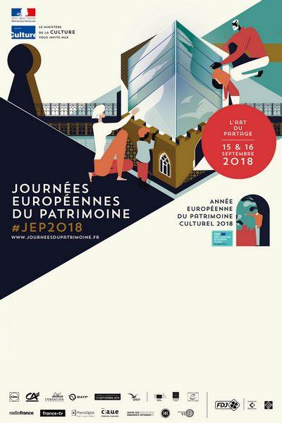 Journées du patrimoine les 14 et 15 septembre 2018 à la Sarra
