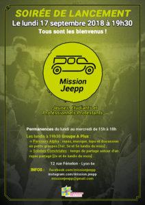 Lancement de JEEPP, la mission étudiante à Lyon !