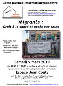 Migrants :Droit à la santé et accès aux soins