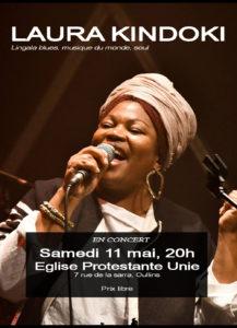 Concert Laura Kindoki