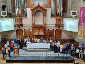 Innovation pour le culte jeunesse