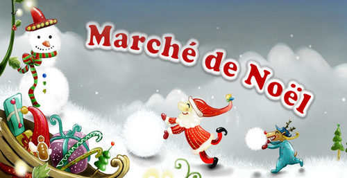 Préparons notre 1 er Marché de Noël solidaire