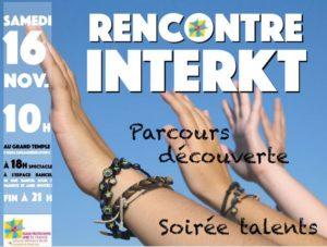 Rencontre Inter KT le 16 Novembre