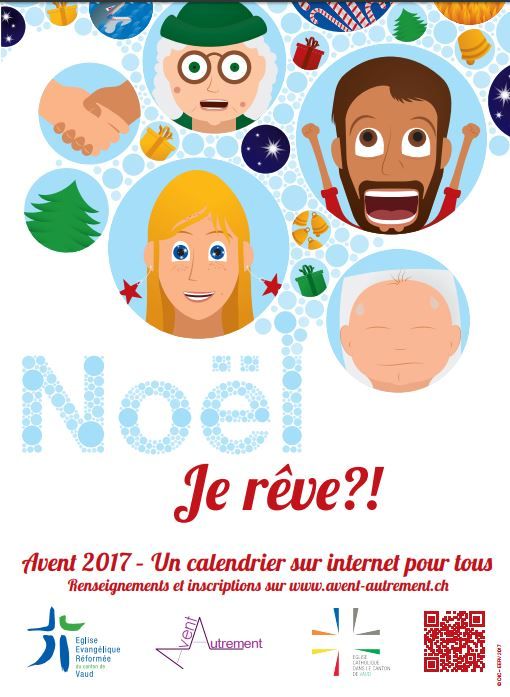Calendrier Avent 2017