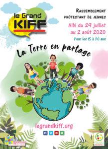 Le Grand-Kiff est de retour en été 2020 : la Terre en partage