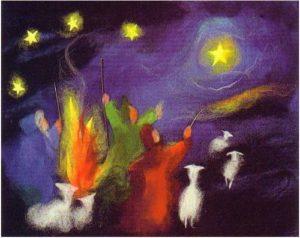 Chants et fête de Noël le 21 Décembre