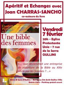 Les apéritifs du vendredi : «Une bible des femmes»