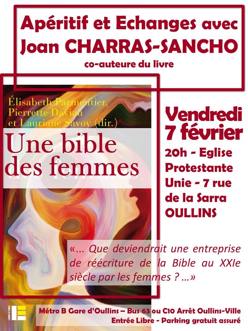 Aperitif Du 7Février 2020 Une Bible Des Femmes
