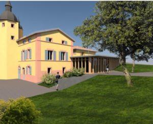 Projet Sarra Cœur : le permis de construire déposé