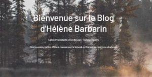 Chaque jour, une courte méditation par Hélène Barbarin