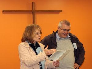 Ré-écouter Françoise et Jean Pierre sur RCF