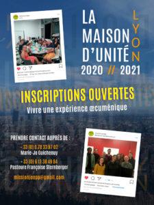 Inscriptions ouverte pour le foyer d'unité avec la Mission étudiante