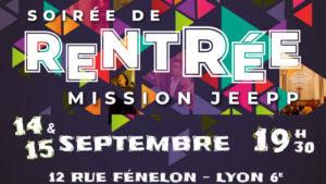 Mission JEEPP ; Une rentrée en 2 dates