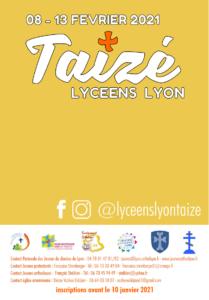 Taizé 2020 : les inscriptions sont ouvertes !