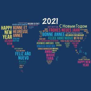 Lettre N°2 du re-confinement (15 Janvier 2021) : Bonne et heureuse année 2021 !
