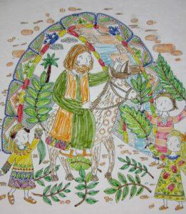 Lettre N°11 du re-confinement (31 mars 2021) : Semaine de Pâques