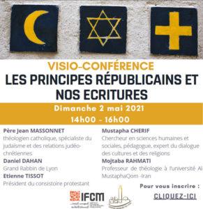 Conférence : les principes républicains et nos écritures