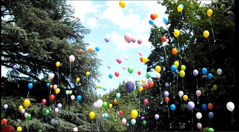 Lanché de ballons